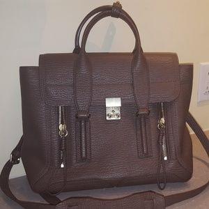 3.1 Phillip Lim Pashli Taupe Medium Bag